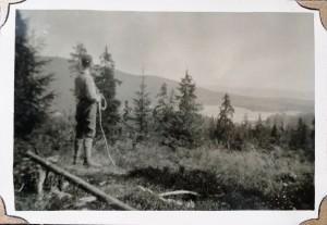 Knut H H på Baavasshaugen